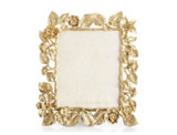 Jay Strongwater 8 x 10 Dutch Floral Picture Frame Composition, MPN: SPF5881-292