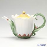 Franz Porcelain Oxeye Daisy Flower Teapot, MPN: FZ00996