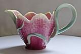 Franz Porcelain Fritillary Flower Creamer, MPN: FZ00991