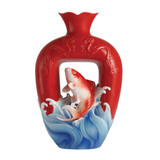 Franz Porcelain A Brilliant Success Vase Limited Editon of 1688, MPN: FZ03038