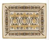 Halcyon Days HRP Kensington Palace Gates Trinket Tray, MPN: BCHKP05TTG