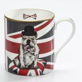 Halcyon Days Bulldog Mug, MPN: BCBDG01MGG