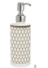 Halcyon Days Gordon Castle Antler Trellis Ivory Soap Dispenser, MPN: BCGAT04SZG