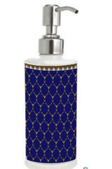 Halcyon Days Gordon Castle Antler Trellis Midnight Soap Dispenser, MPN: BCGAT11SZG