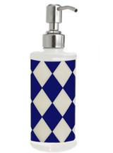 Halcyon Days Parterre Midnight Soap Dispenser, MPN: BCPAR11SZG