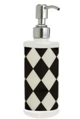 Halcyon Days Parterre Black Soap Dispenser, MPN: BCPAR02SZG