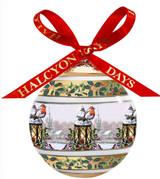 Halcyon Days Christmas Robin Bauble Ornament, MPN: BCCRB01XBN