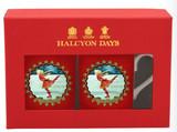 Halcyon Days Christmas Ice Staking Mug Set, MPN: BCCIS01MSG