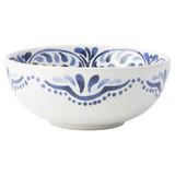 Juliska Iberian Journey Indigo Cereal Ice Cream Bowl MPN: KI07/046, UPC: 815261024524