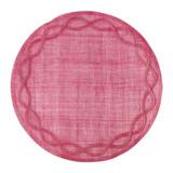 Juliska Tuileries Garden Pink Placemat MPN: LM34/53, UPC: 810034831057