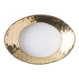 Juliska Puro Gold Napkin Ring MPN: LR58/14, UPC: 810882031166