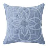 Juliska Berry & Thread Chambray 22 Inch Pillow MPN: PW03/47, UPC: 810034834652