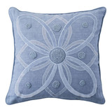 Juliska Berry & Thread Chambray 18 Inch Pillow MPN: PW04/47, UPC: 810034834669