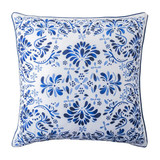 Juliska Iberian Journey Indigo 22 Inch Pillow MPN: PW05/046, UPC: 810034834676