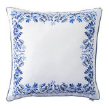Juliska Iberian Journey Indigo Border 22 Inch Pillow MPN: PW06/046, UPC: 810034834683