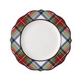 Juliska Stewart Tartan Dessert Salad Plate MPN: TN02/88, UPC: 810034832252