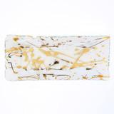 Annieglass Jaxson Appetizer Tray Gold, MPN: JX214G