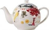 Gien Route Des Indes Teapot , MPN: 1748CTHE01, UPC/EAN: 840769090382