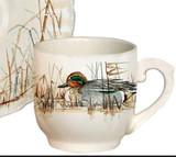 Gien Sologne Espresso Cup, MPN: 1631TCAF26, UPC/EAN: 840769052496