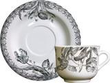 Gien Tulipes Breakfast Cups & Saucers , MPN: 17012PTA50, UPC/EAN: 840769065076