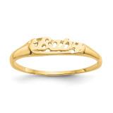 Madi K Baby Ring - 14k Gold SE2387