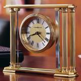 Athens Quartz Clock Brass MPN: GL6539 UPC: 20867136278