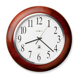 Murrow Cherry Finish Wall Clock MPN: GM1467 UPC: 20867252596