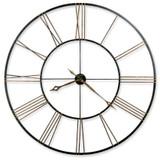 Postema Iron Finish Quartz Wall Clock MPN: GM1470 UPC: 20867254064