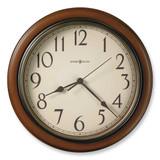Kalvin Brown Finish Quartz Wall Clock MPN: GM7419 UPC: 20867254187