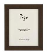 Tizo Luxury Wood Photo Picture Frame BriarLuxury Wood Curve Espresso 4 X 6, MPN: 317ESP46