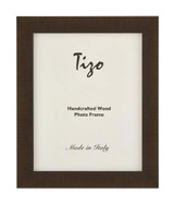 Tizo Luxury Wood Photo Picture Frame BriarLuxury Wood Curve Espresso 5 X 7, MPN: 317ESP57
