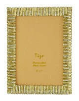 Tizo Boundary Jewel-tone Photo Picture Frame Gold 8 x 10 Inch, MPN: RS1711GL80
