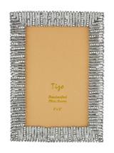 Tizo Boundary Jewel-tone Photo Picture Frame Silver 8 x 10 Inch, MPN: RS1711SL80