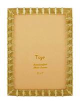 Tizo Bi-Meshy Jewel-tone Photo Picture Frame Gold 5 X 7, MPN: RS1714GL57