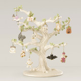 Lenox Ornament Sets Trick Or Treat12-Piece Ornament Set and Tree 828081