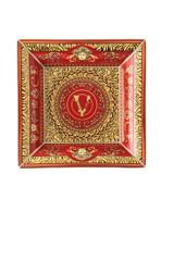 Versace Virtus Holiday Tray 11 Inch, MPN: 14240-409949-25828, UPC: 790955174382