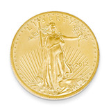 22k Gold 1/10th oz American Eagle Coin 1/10AE