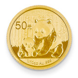 24k Gold 1/10oz Panda Coin 1/10P