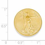 22k Gold 1/4 oz American Eagle Coin 1/4AE