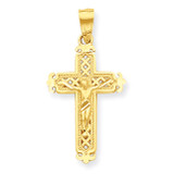 Crucifix Pendant 10k Gold 10C1070