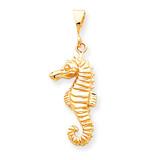 SEA HORSE CHARM 10k Gold 10C534