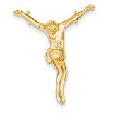 Corpus Chain Slide 14k Gold C1482