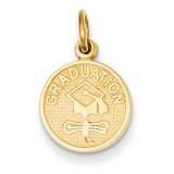 Graduation Charm 14k Gold C441