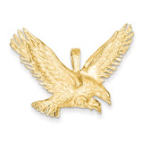 Eagle Pendant 14k Gold C542