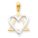 Pendant 14k Two-Tone Gold CG65