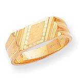 Signet Ring 14k Gold CH190