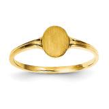 Signet Ring 14k Gold CH209