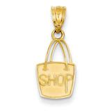 SHOP Pendant 14k Gold D3318