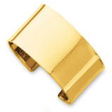 37mm Polished Bangle 14k Gold DB559