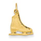 Figure Skate 14k Gold K3539